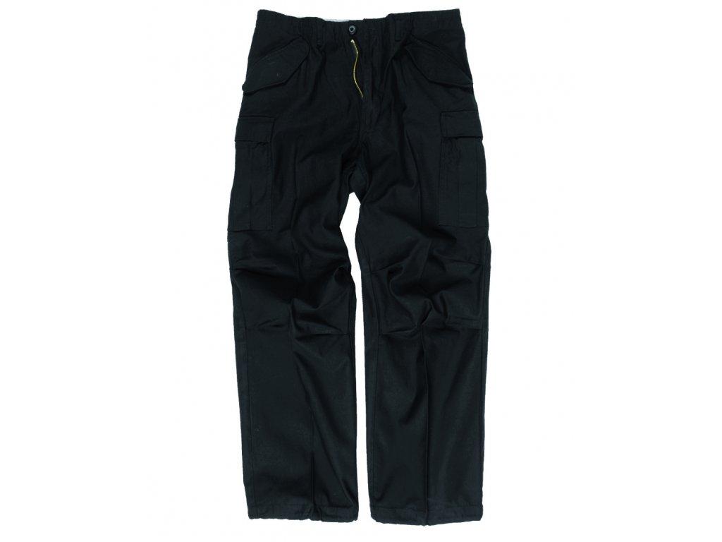 Kalhoty US M65 originál TEESAR nové ČERNÉ