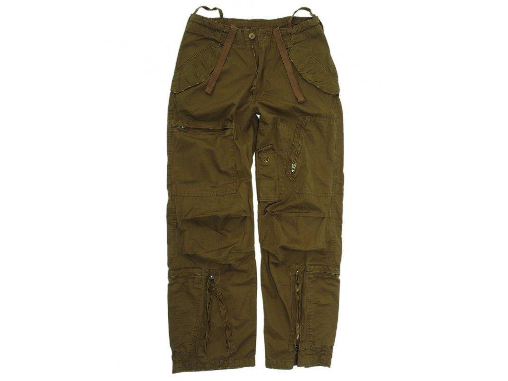 Kalhoty PILOT předeprané COYOTE