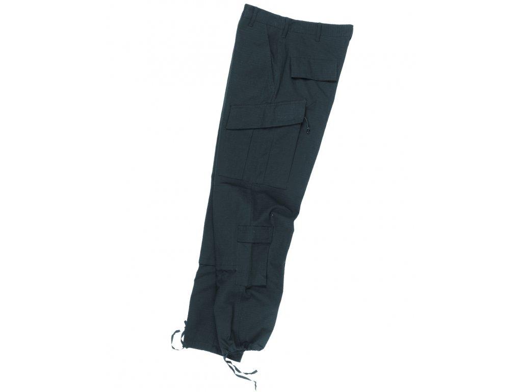 Kalhoty US typ ACU rip-stop ČERNÉ