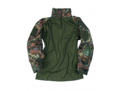 Košile taktická WARRIOR FLECKTARN