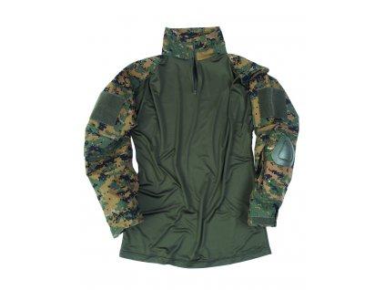 Košile taktická WARRIOR DIGITAL W/L