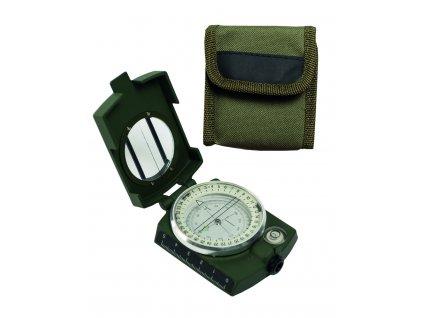 Kompas ARMY kovový ZELENÝ