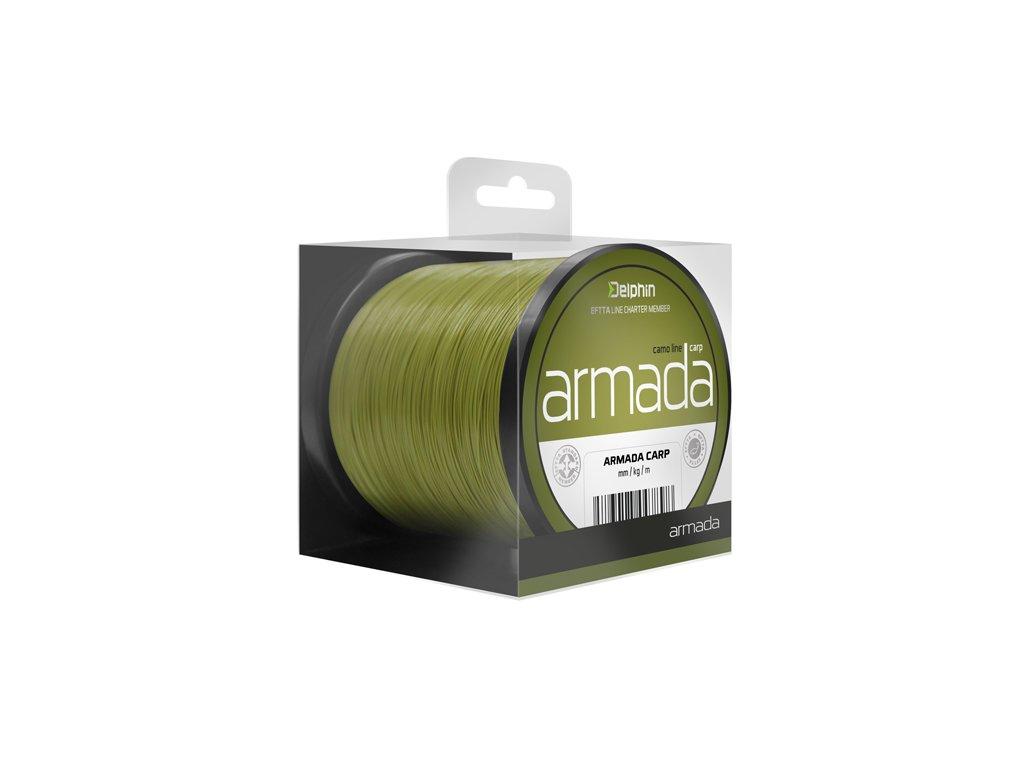 Fin Armada Carp 300mcamu 0,25mm 9,7 lb