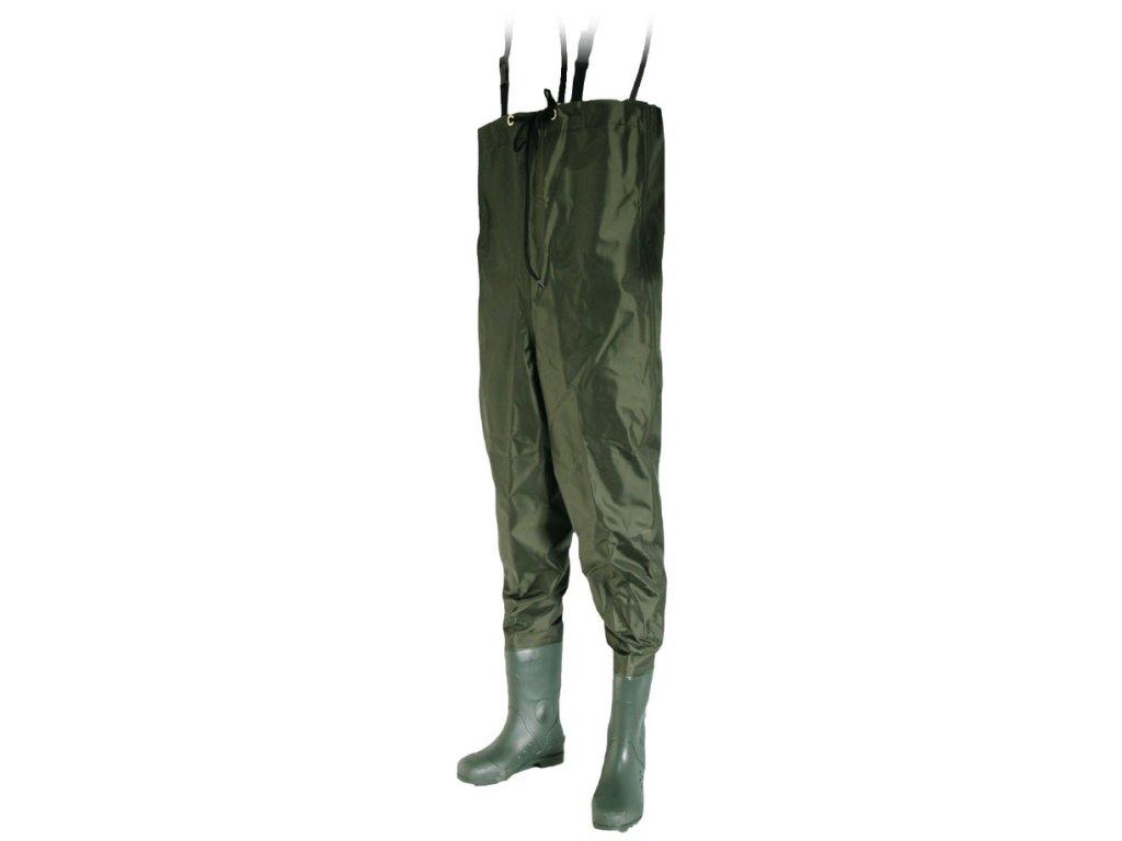 Brodící kalhoty Nylon/PVC 44