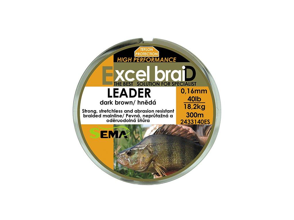 Leader 300m 18,2kg 40lb 0,16mm