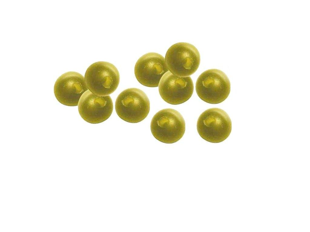 Extra Carp Rubber Beads 4 mm