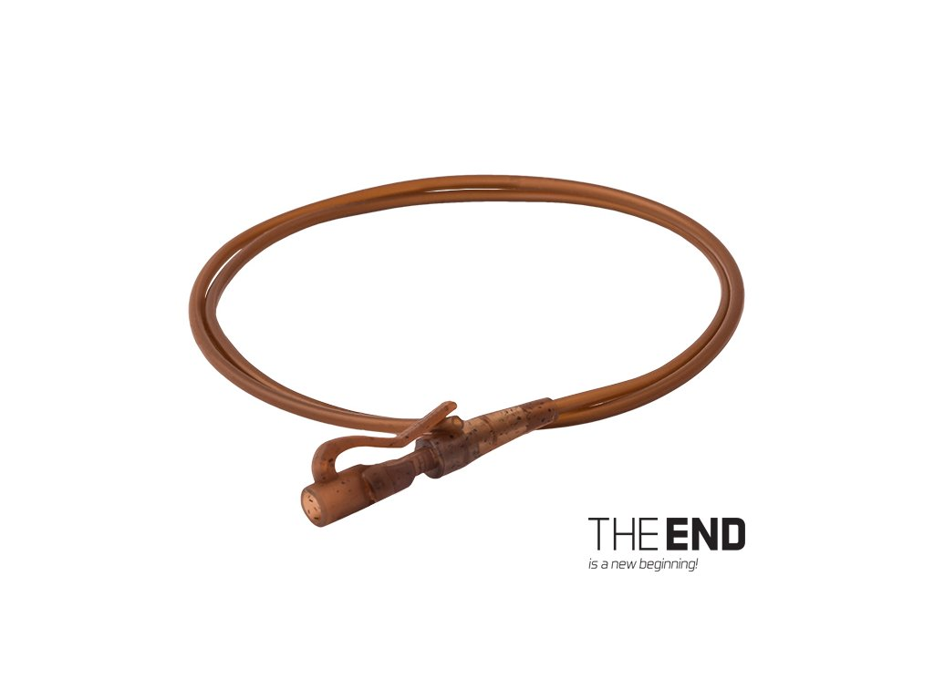 The End Lead Clips Silicone Tubes