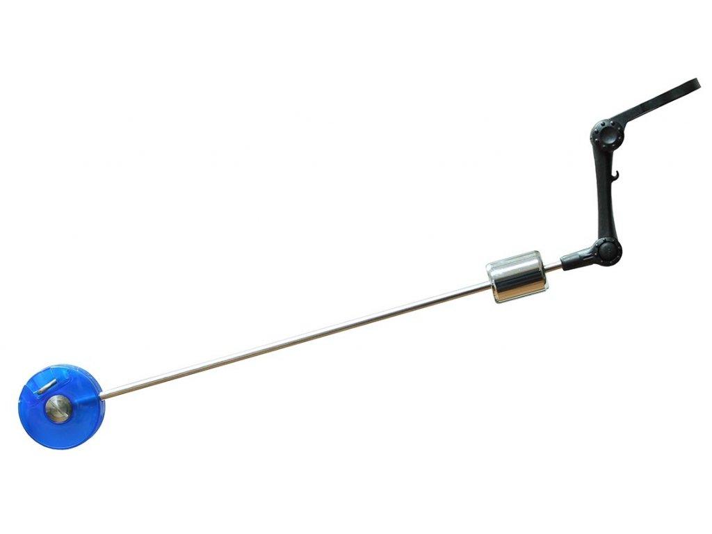 Signalizátor pákový modrý