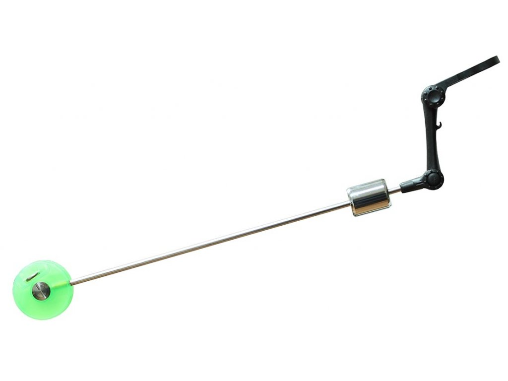 Signalizátor pákový zelený