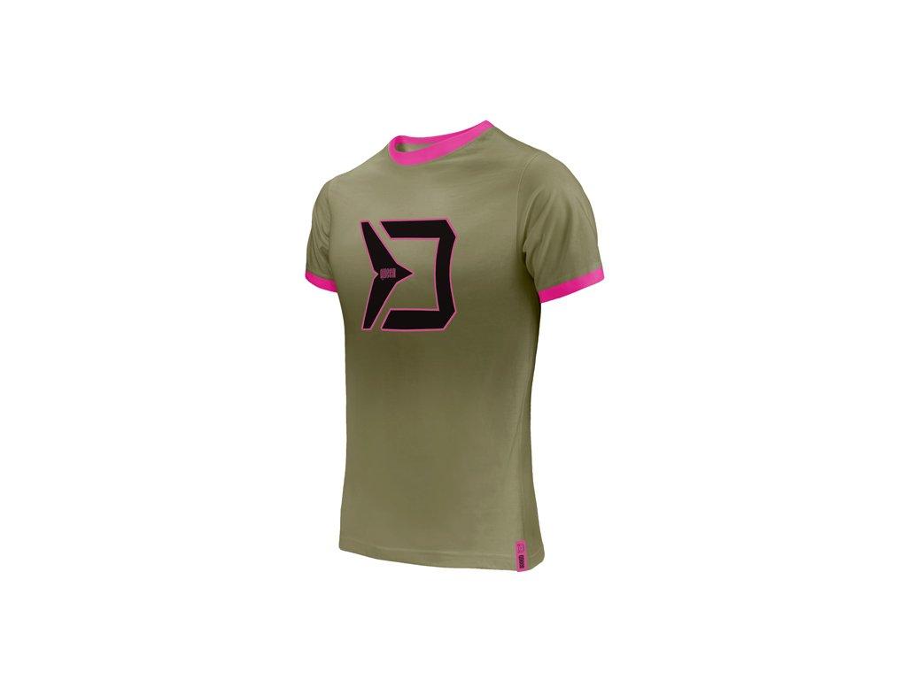Dámské tričko Delphin XL