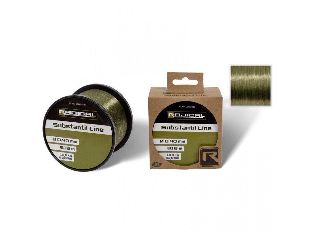 Vlasec Radical Substantil 816m 0,40mm