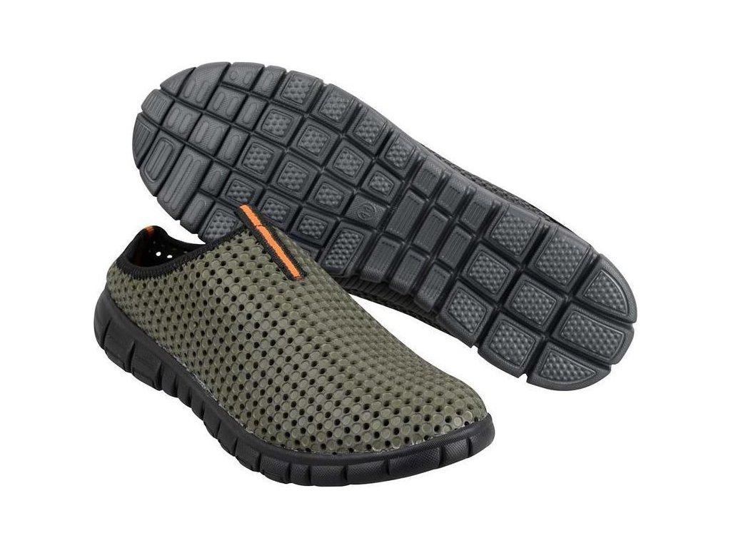 Bank Slipers Green 45
