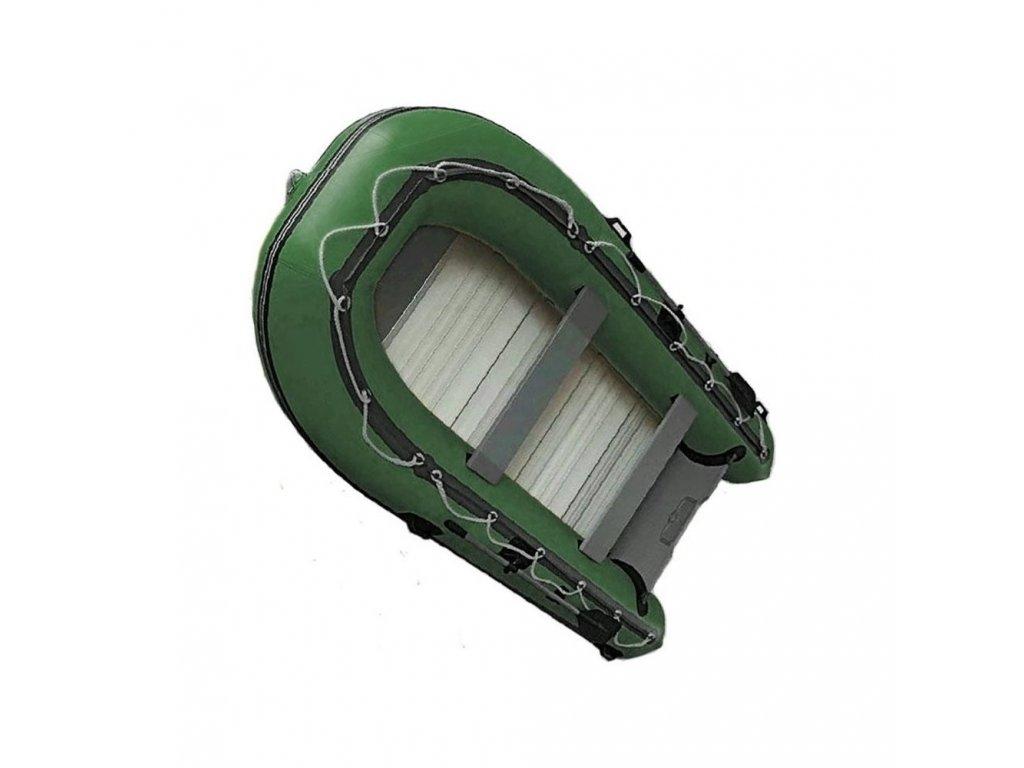 Člun Albastar Zelený 430