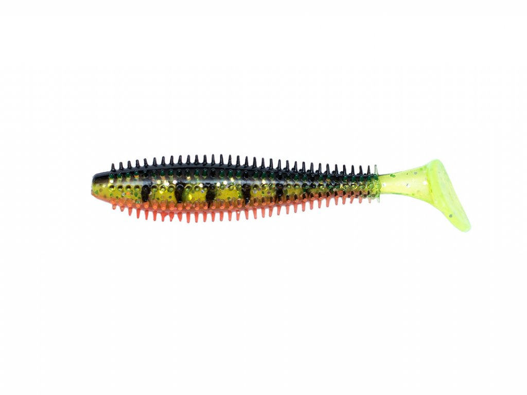 Spikey Shad 6cm Stickleback