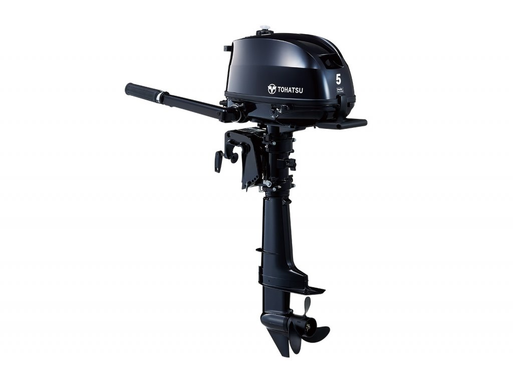 Motor Tohatsu 5hp MFS5DDS model 2020