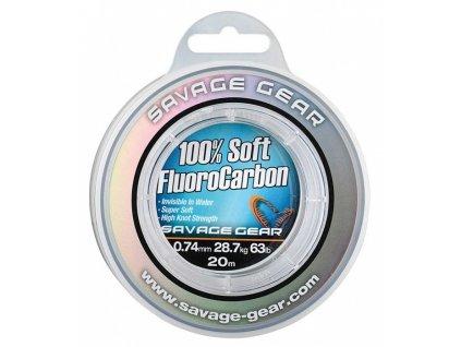 100% Fluorocarbon SG 0,49mm 35m