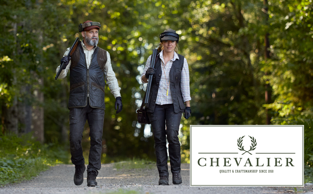 Oblečení Chevalier