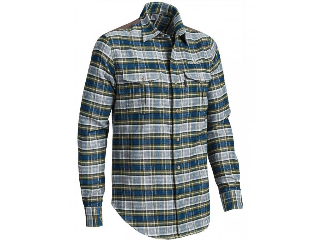 5816C Weetan Flannel Shirt Gallery 820x1024