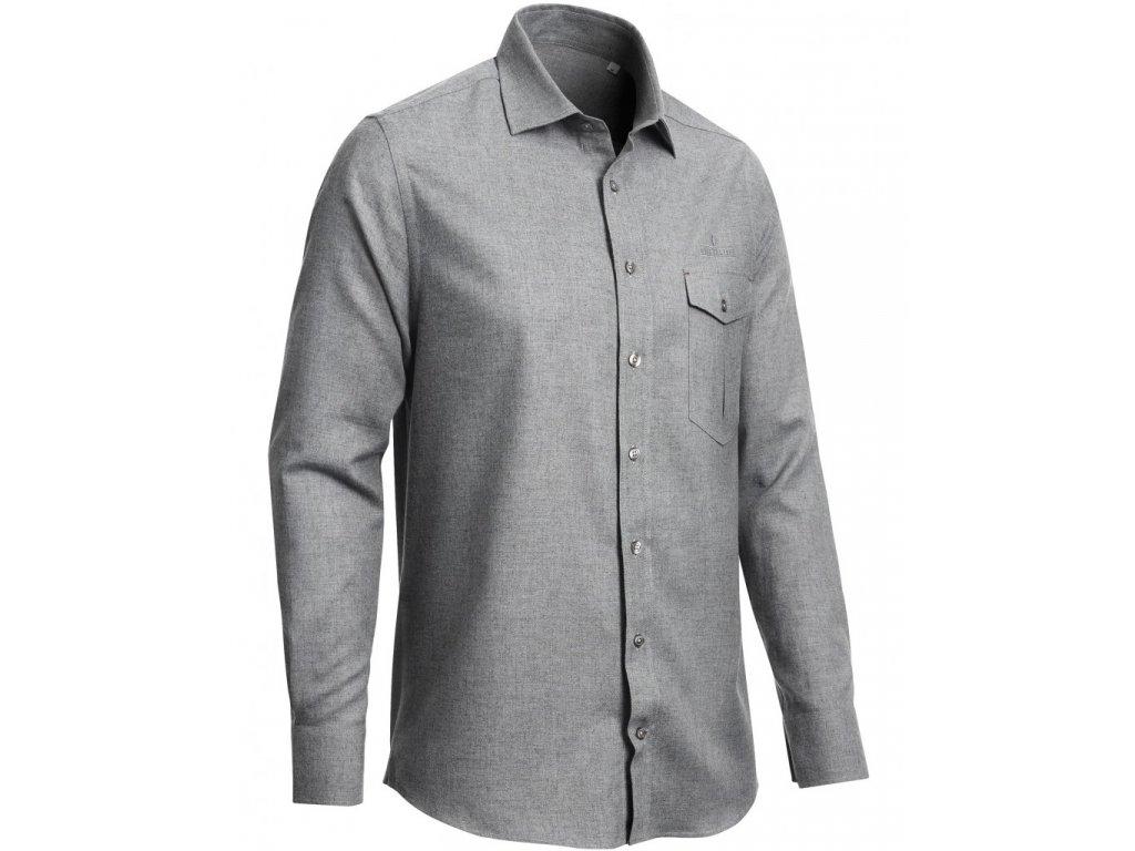 5817GR Wooloch Shirt Grey Gallery1 820x1024