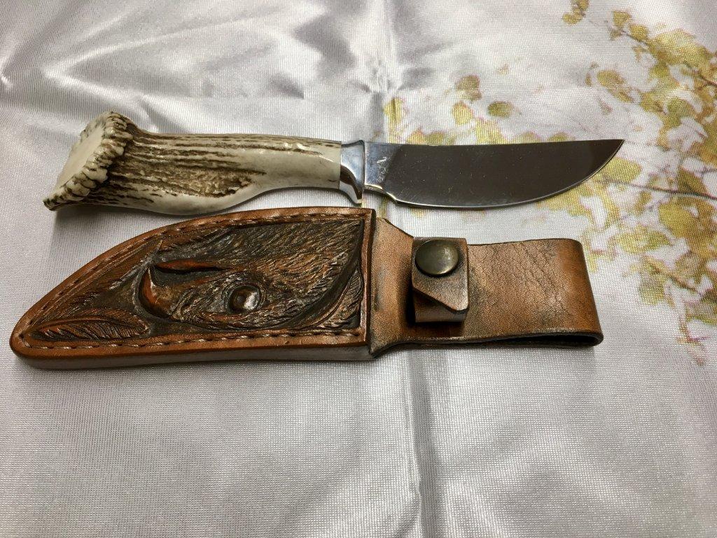 Nůž paroh Sika Mládek 78