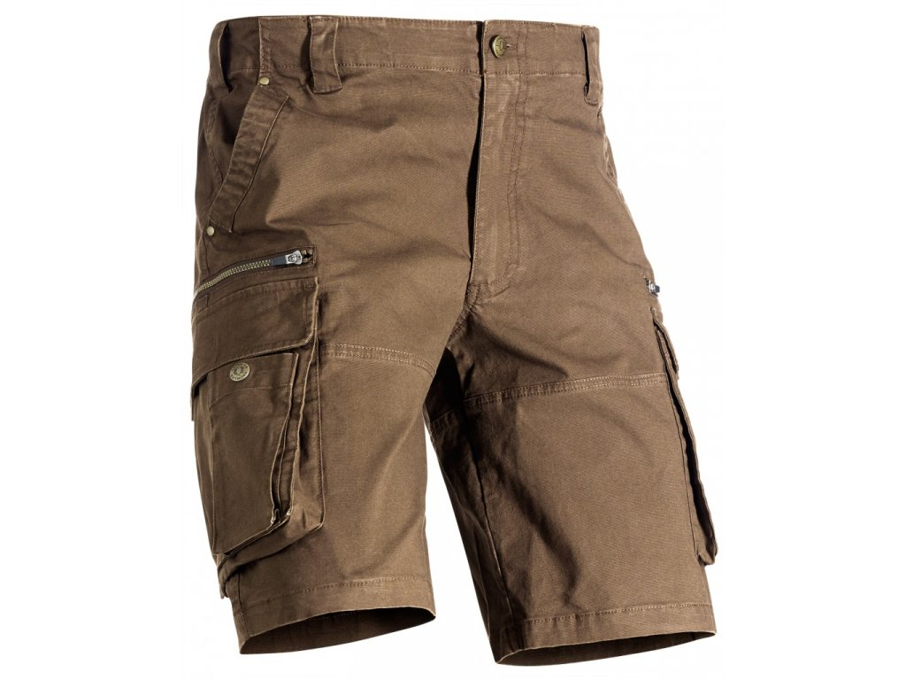 5935B Devon Shorts Brown Gallery1 820x1024