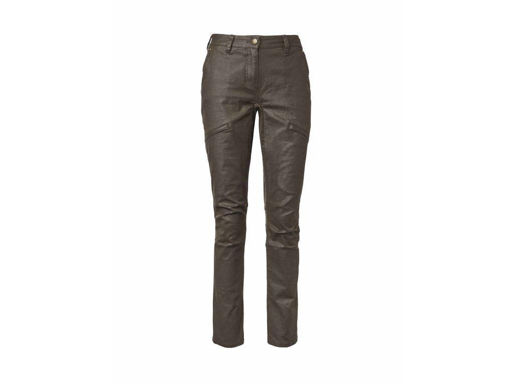 Vintage Pants Women Brown