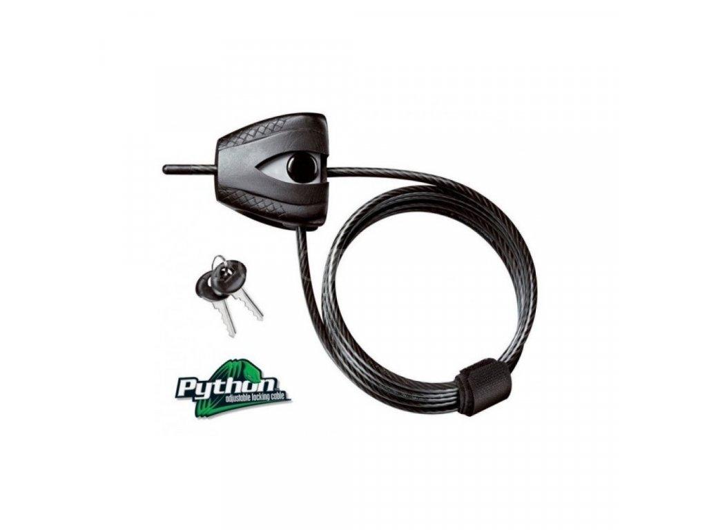 Zkracovací lanový zámek PYTHON 8 mm