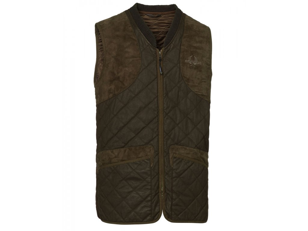 Vesta Vintage Quilt Waistcoat