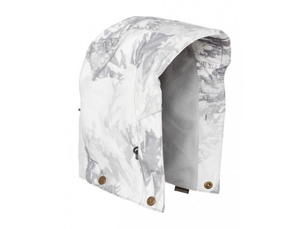 Kapuce Winter Camo Hood w Chevalite
