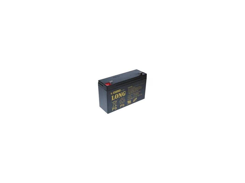 akumulator long 6v 12 ah