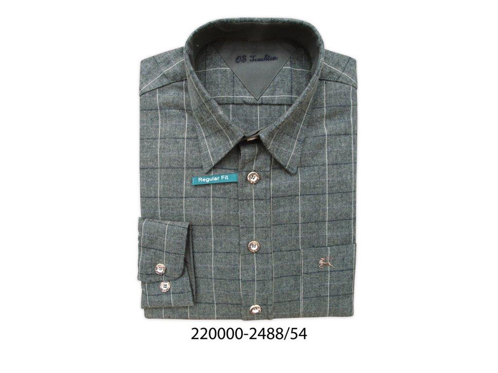 Trachten pánská flanelová košile