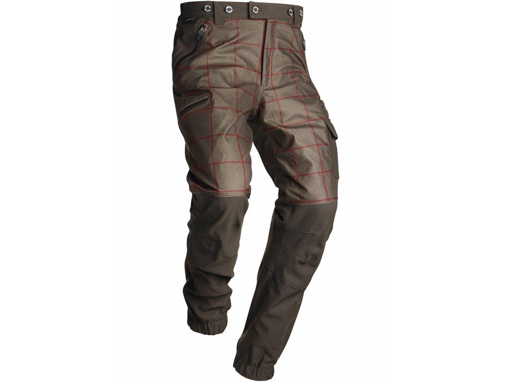 6616C Whisper Pant Checked Large