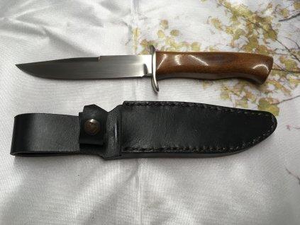 Nůž Nerezová ocel, Texgumoid Mládek 65