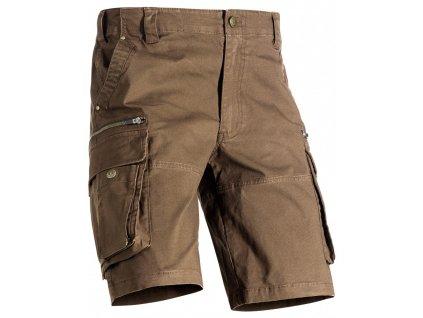 5935B Devon Shorts Brown Gallery1 820x1024