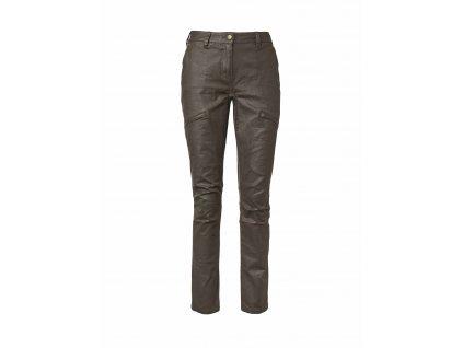Vintage Pants Women Brown dámské lovecké kalhoty