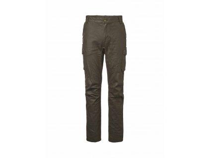 Vintage Pants Men Brown pánské lovecké kalhoty