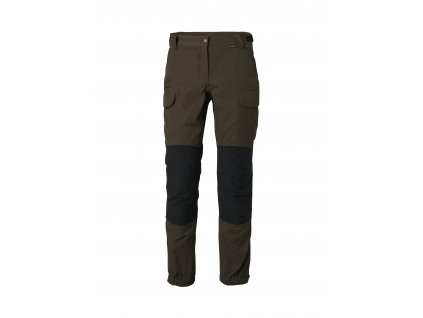 Avon Pant Brown/Black panské