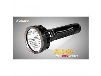 Nabíjecí svítilna Fenix RC40 6xCree XM-L2