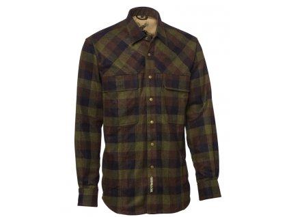 Dunbar Woolmix Shirt