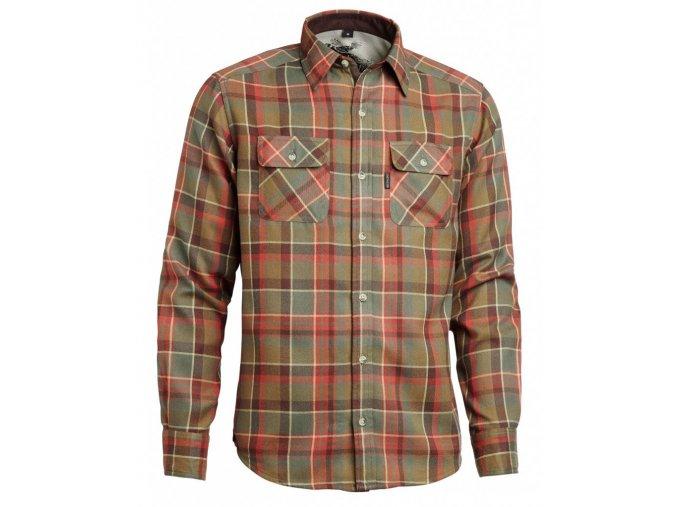 Durango Flannel w Mesh