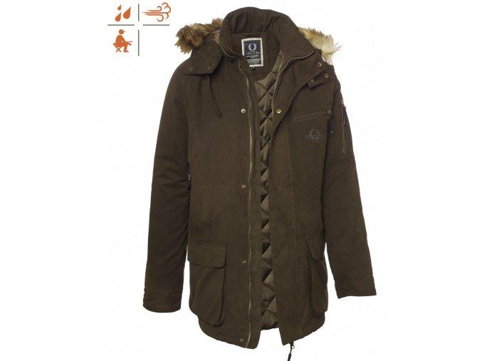 X-Warm Primaloft Coat