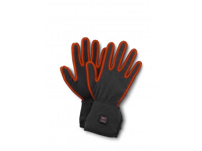 NH Glove Thin NEW Red 2 Heat