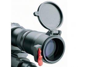 Krytka na okulár puškohledu - Flip Open (34,1mm)
