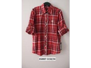 Trachten košile dámská červená