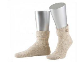 ponožky jelen