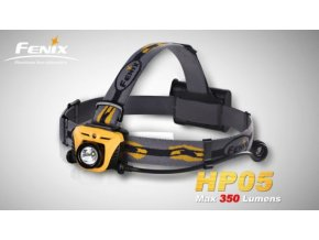 Čelovka Fenix HP05