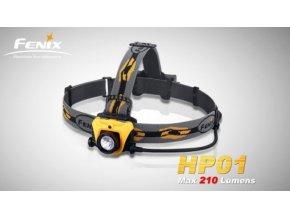 Čelovka Fenix HP01