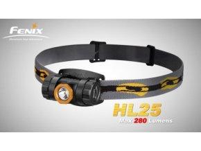 Čelovka Fenix HL25