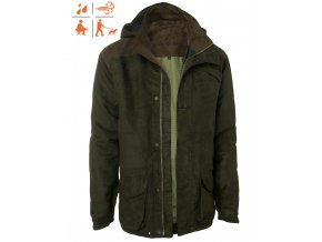 Outback Gtx Coat w Hood