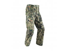 Kalhoty Sitka Cloudburst Pant Optifade Ground Forest